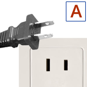 Power plug type A