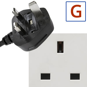 Power plug type G