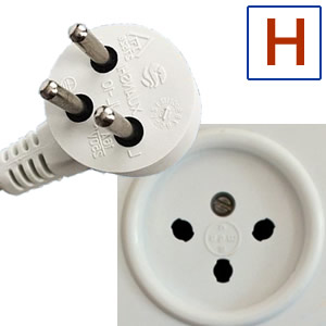 Power plug type H